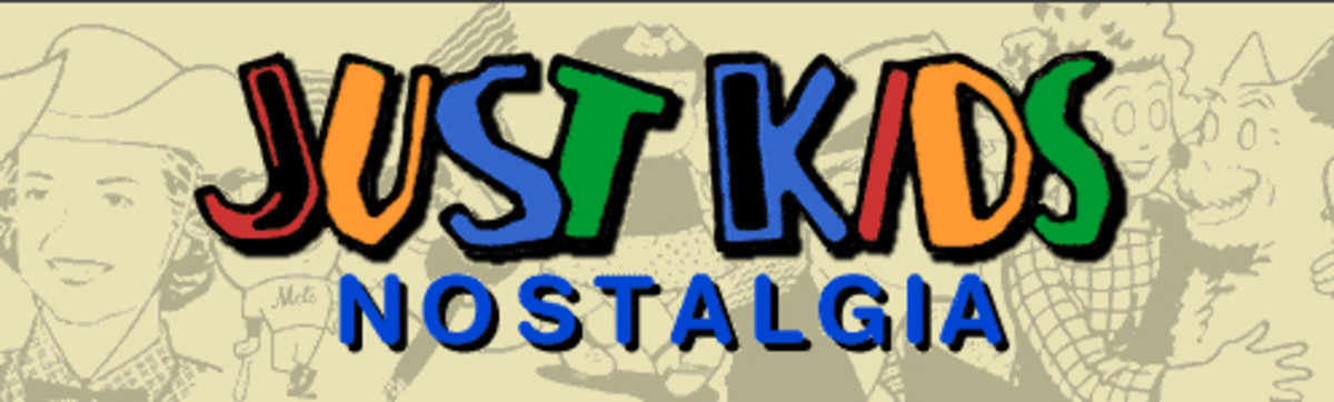 Just Kids Nostalgia