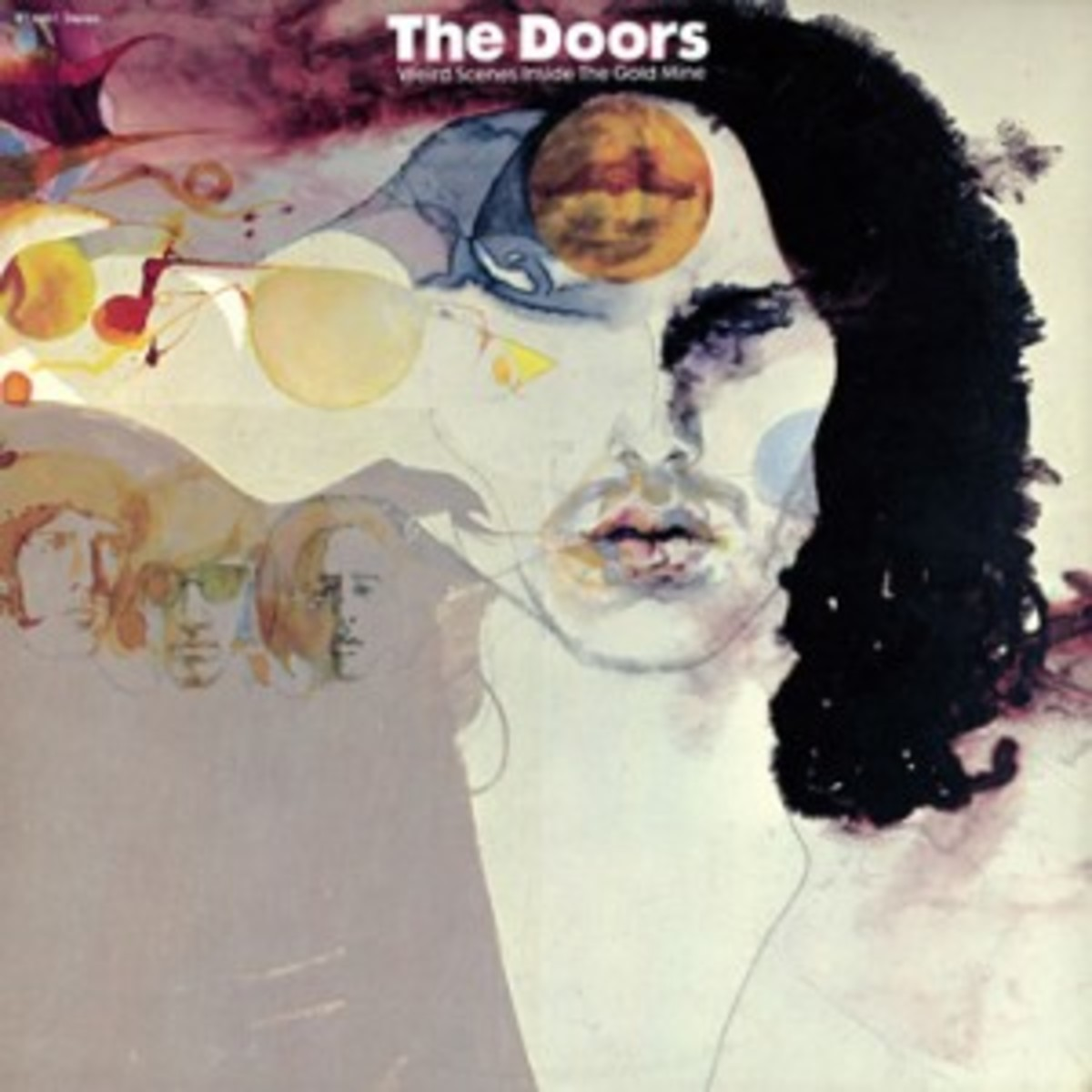 The Doors Weird Scenes Inside The Gold Mine Record Store Day 2014