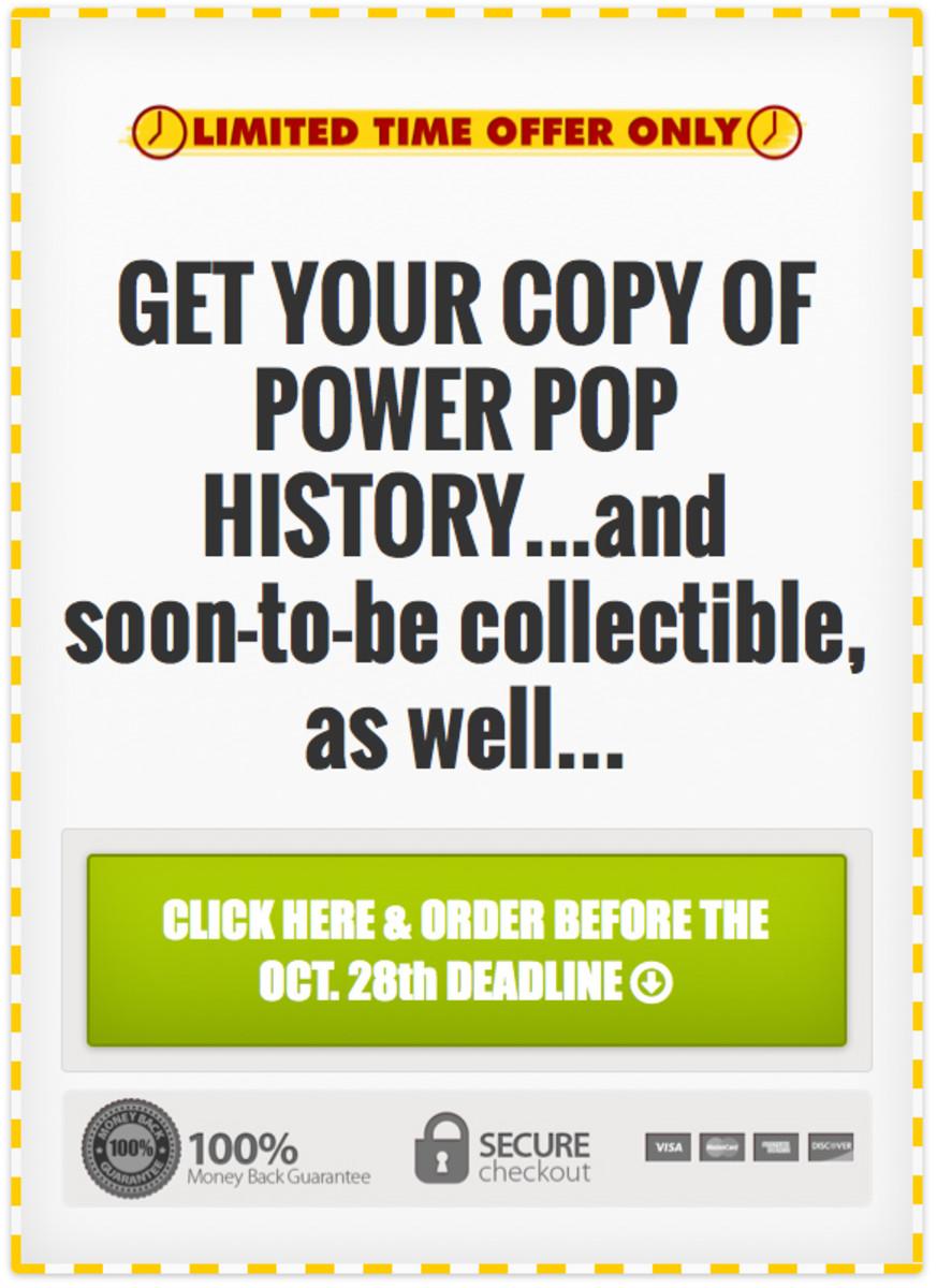 Play On! Power Pop Heroes orders form