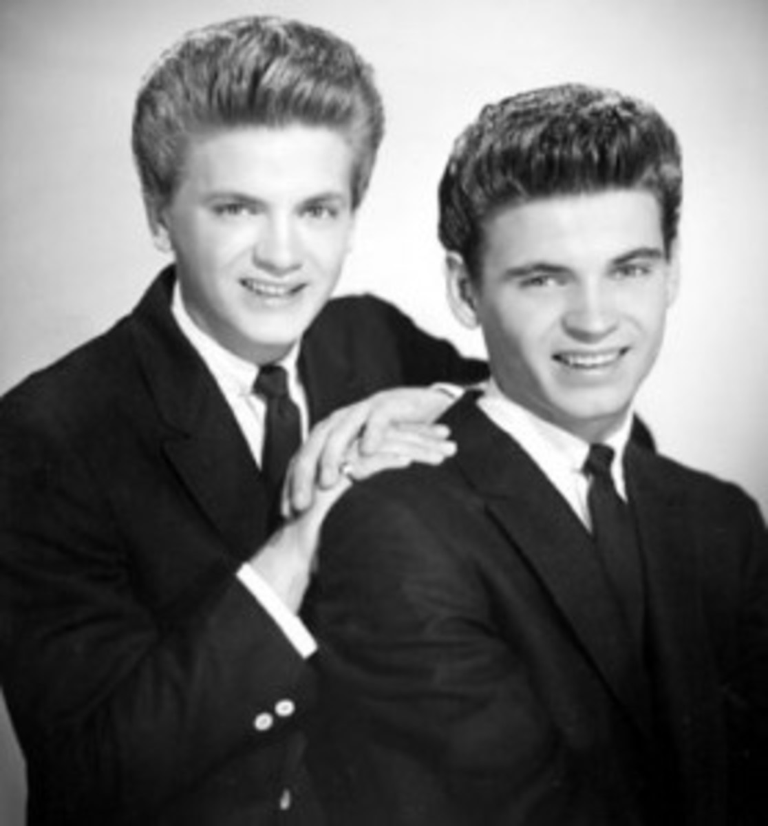 Everly Brothers publicity photo