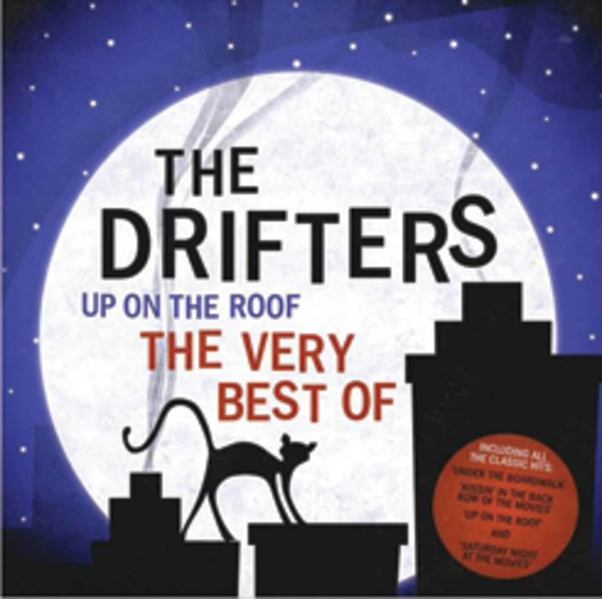 The Drifters Up on The Roof The Very Best of The Drifters
