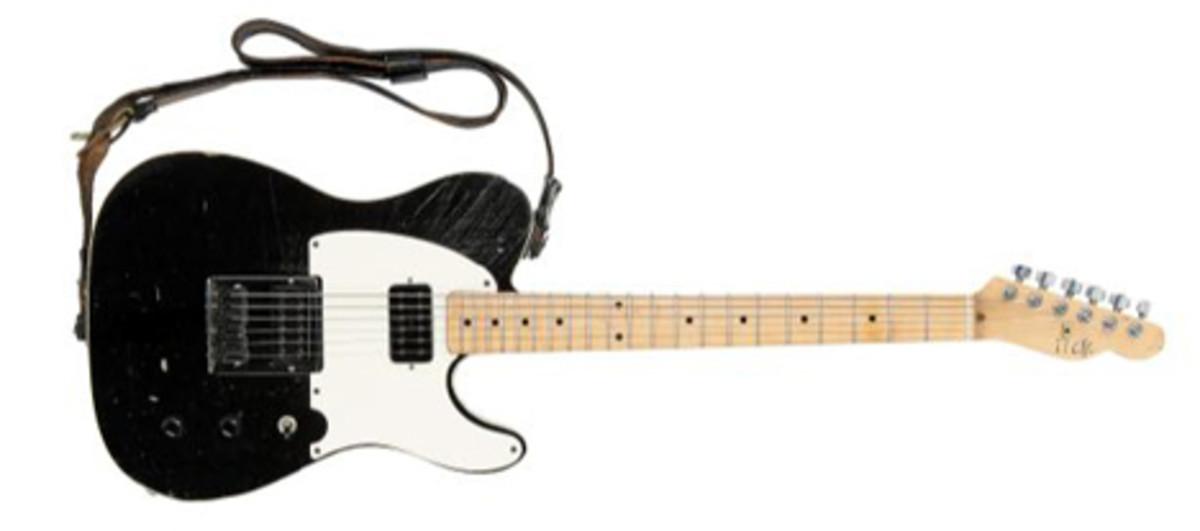 Pete Townshend Live Aid guitar
