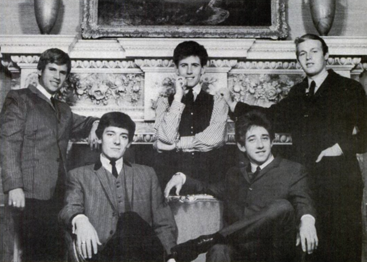 The Hollies 1965