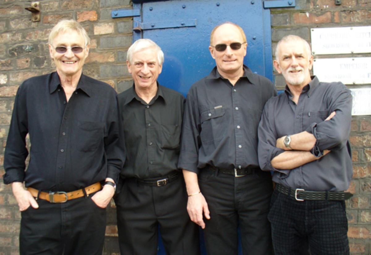 Quarrymen in 2006
