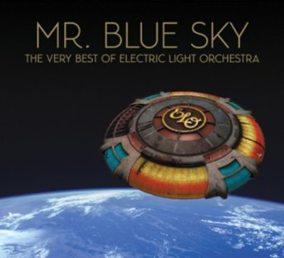 Electric Light Orchestra Mr. Blue Sky