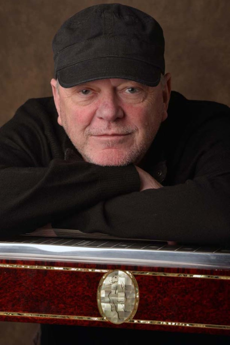 Rusty Young publicity photo courtesy Skyline Music