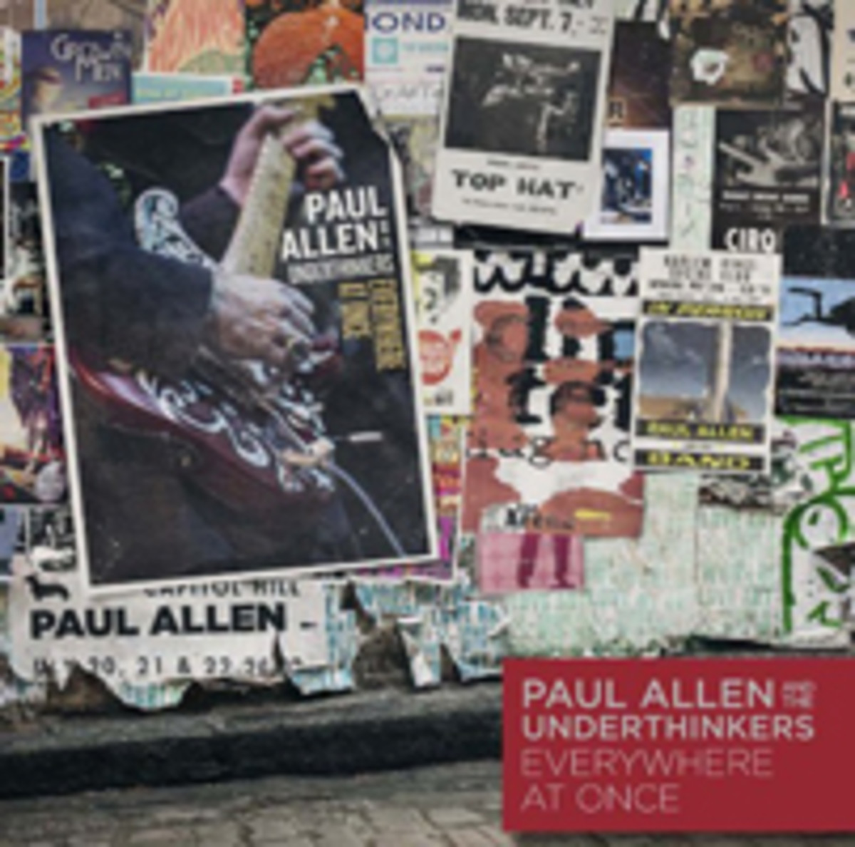 Paul Allen and the Underthinkers