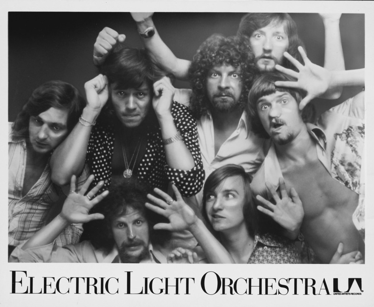Electric Light Orchestra publicity photo