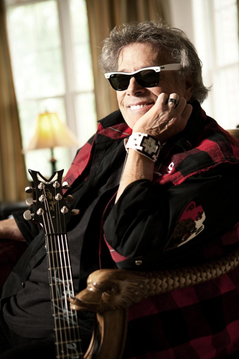 Leslie West Mountain guitarist photo courtesy Justin Borucki