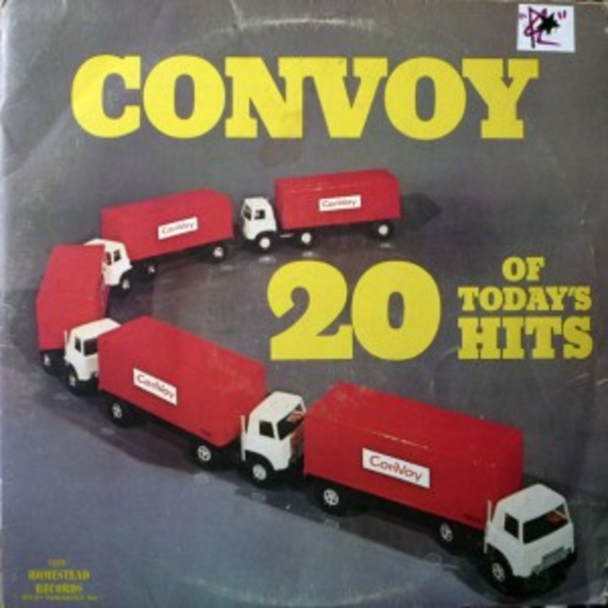 Sam the Record Man Convoy album
