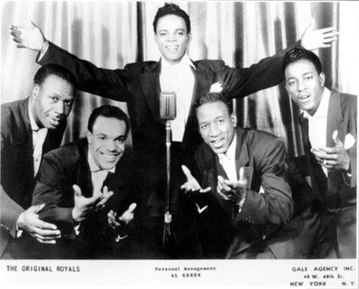 The Royals circa 1953