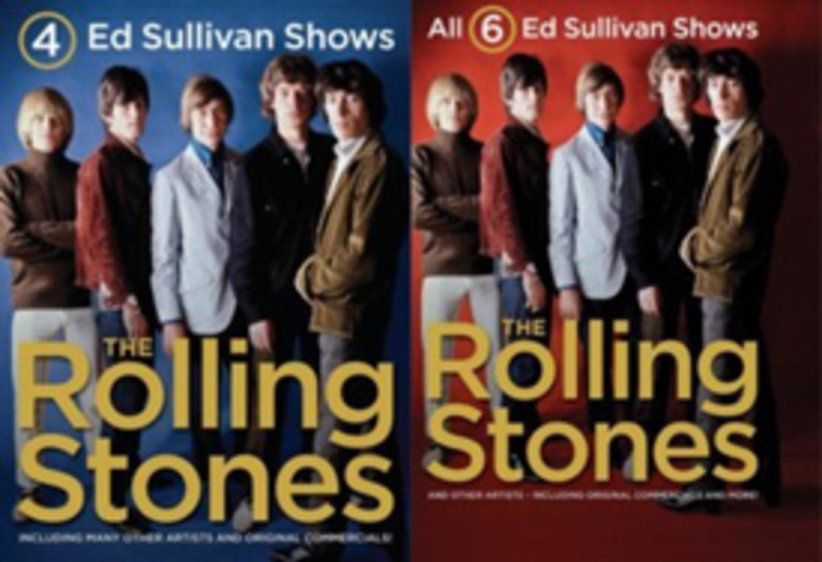 Rolling Stones Ed Sullivan Show