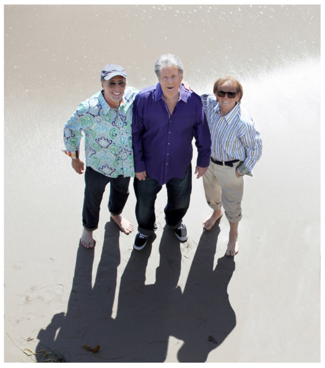 Beach Boys Brian Wilson, David Marks and Al Jardine are hitting the road for several live performances.