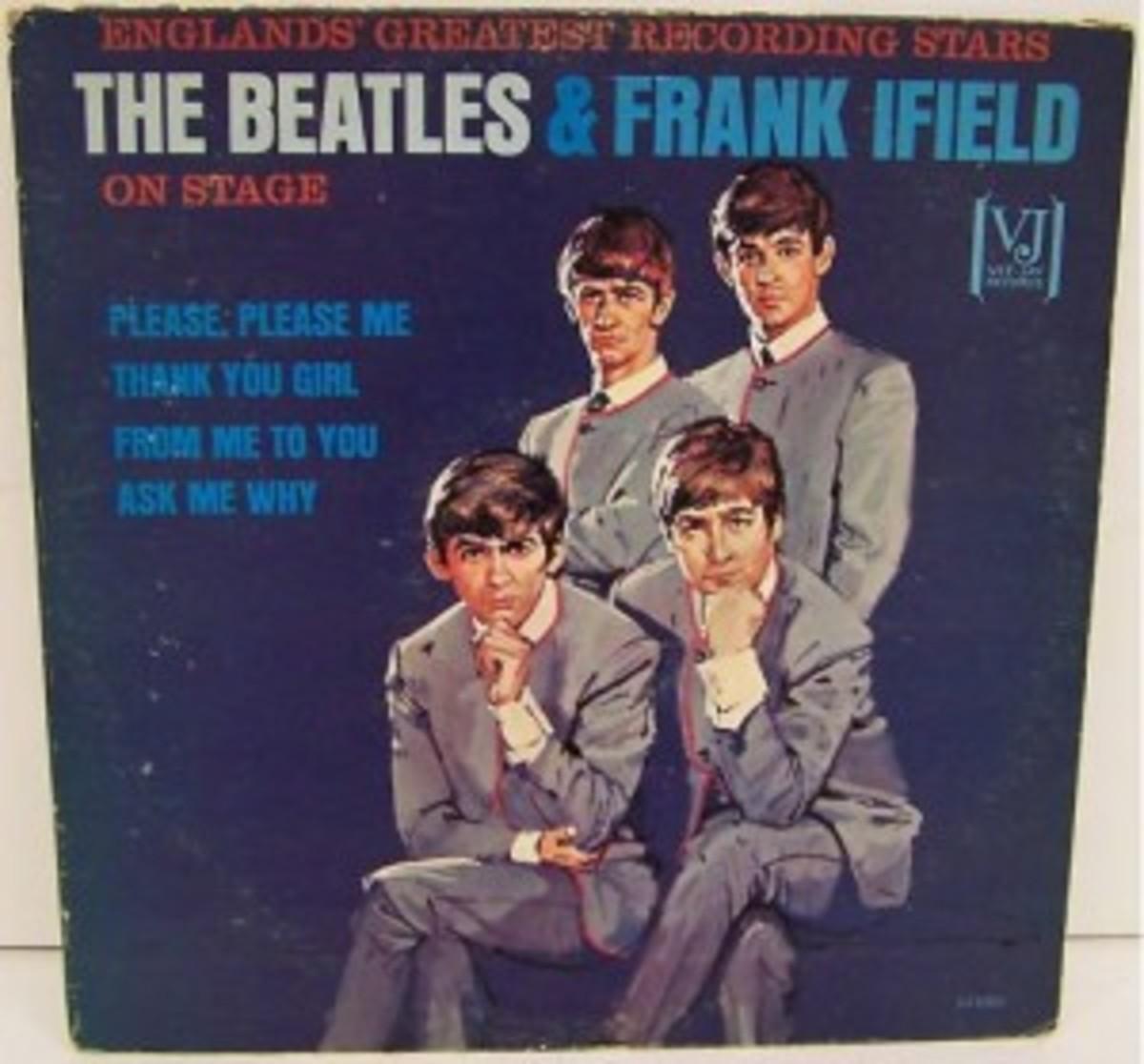 5 BeatlesFrankIfieldCover