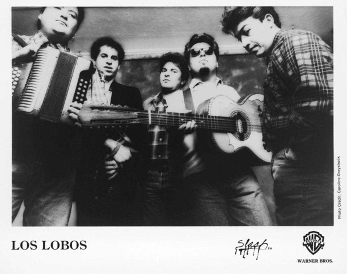 Los Lobos publicity photo