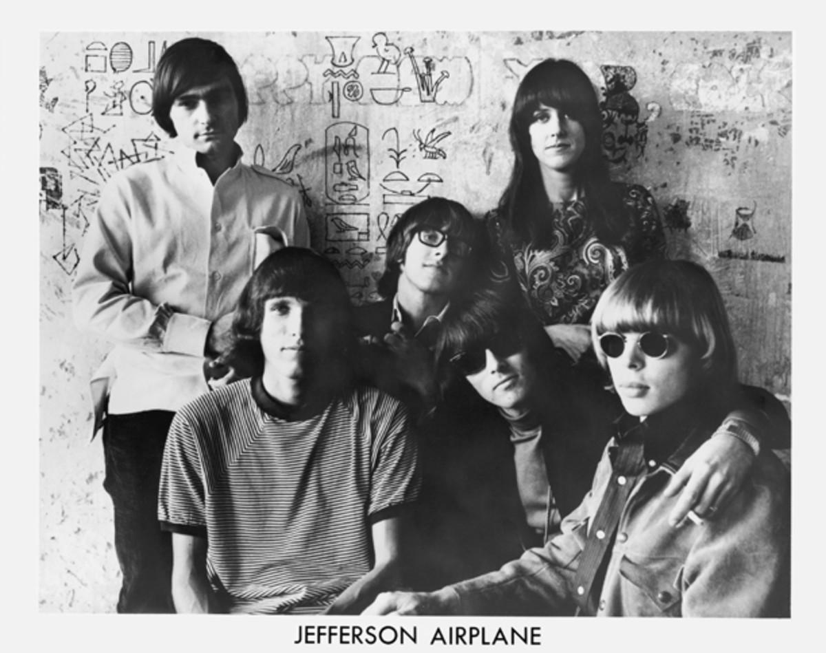 Jefferson Airplane publicity photo