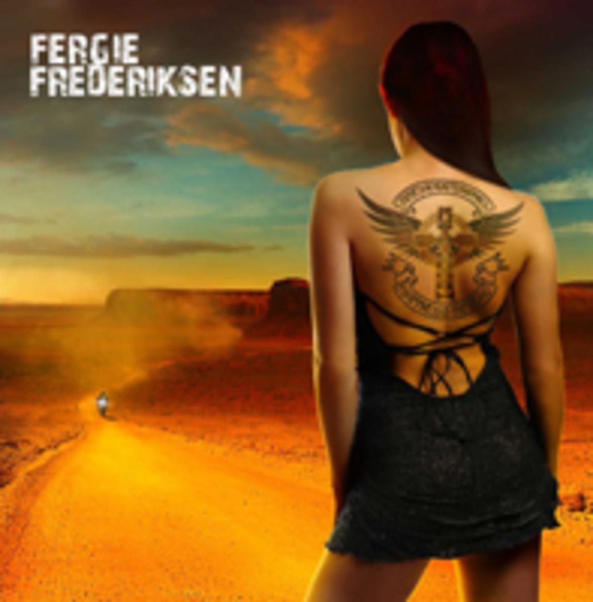Fergie Fredriksen Happiness Is The Road