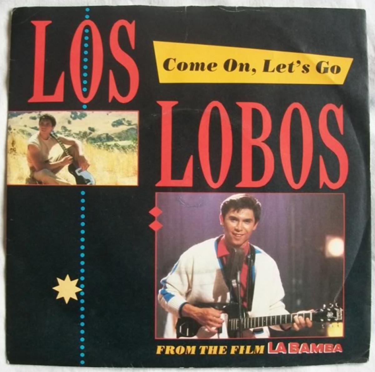 Los Lobos La Bamba Come On Let's Go