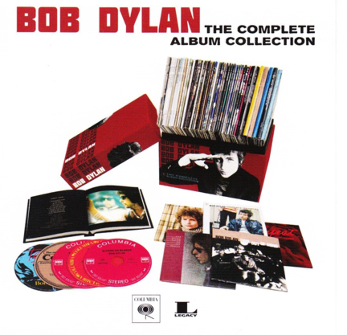 Bob Dylan The Complete Album Collection