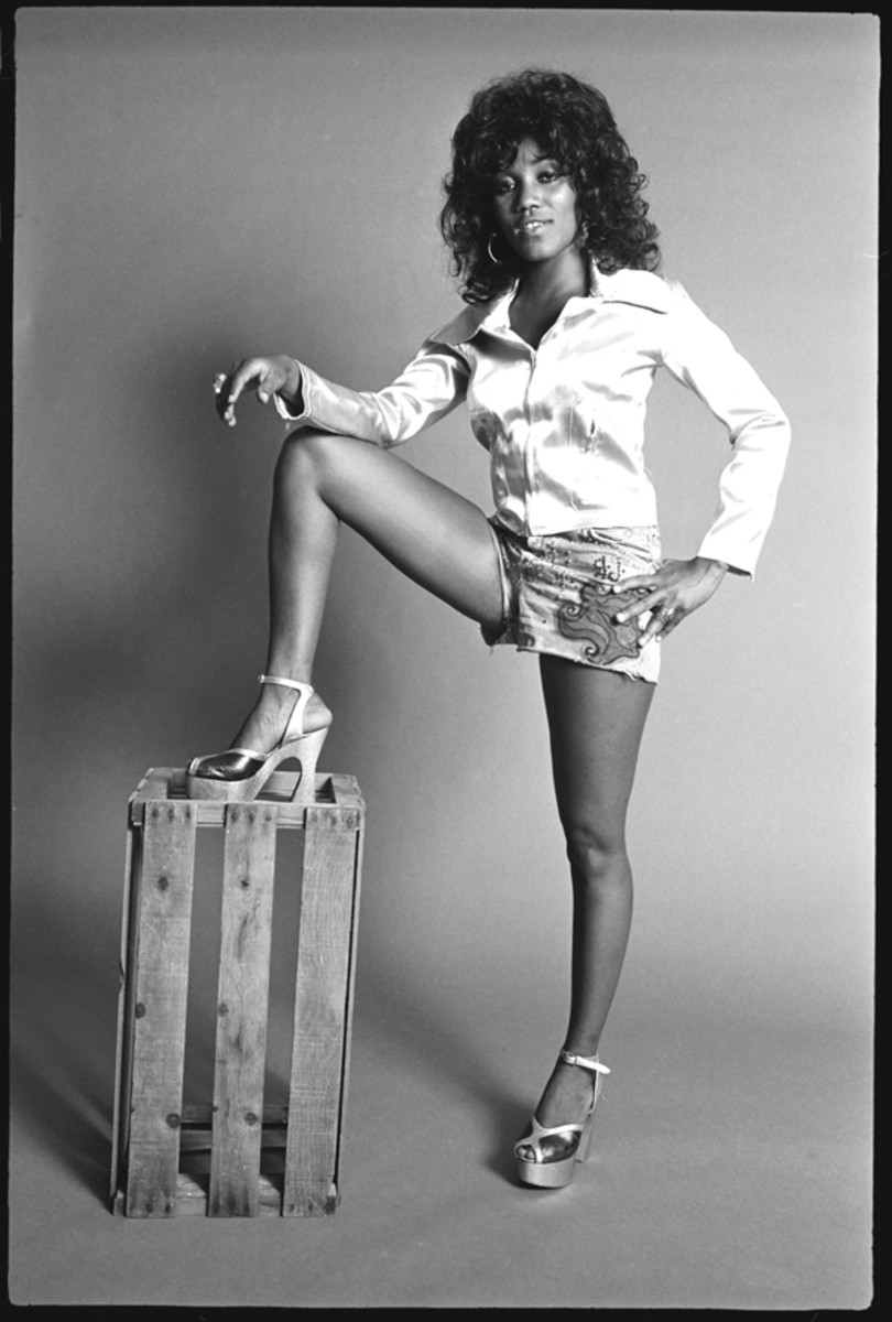 GLORIA JONES was one of the first female writers and producers for Motown. Photo courtesy Jim Britt