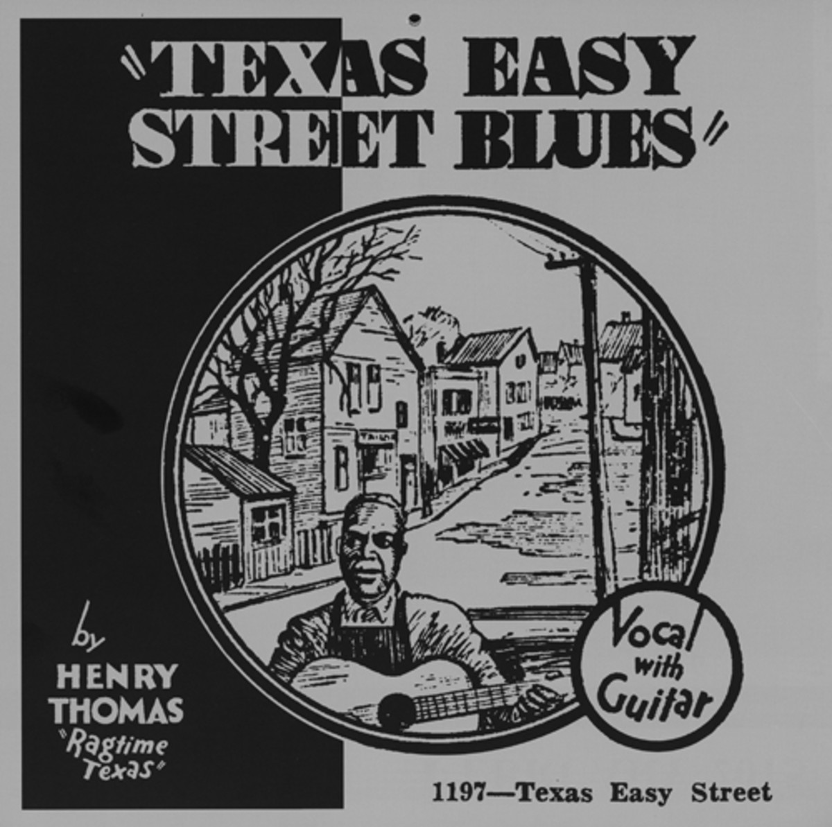 Henry Thomas mage courtesy Blues Images.