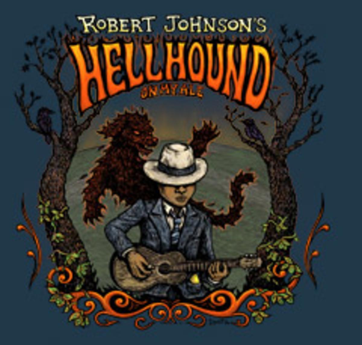 Robert Johnson's Hellhound on My Ale_logo