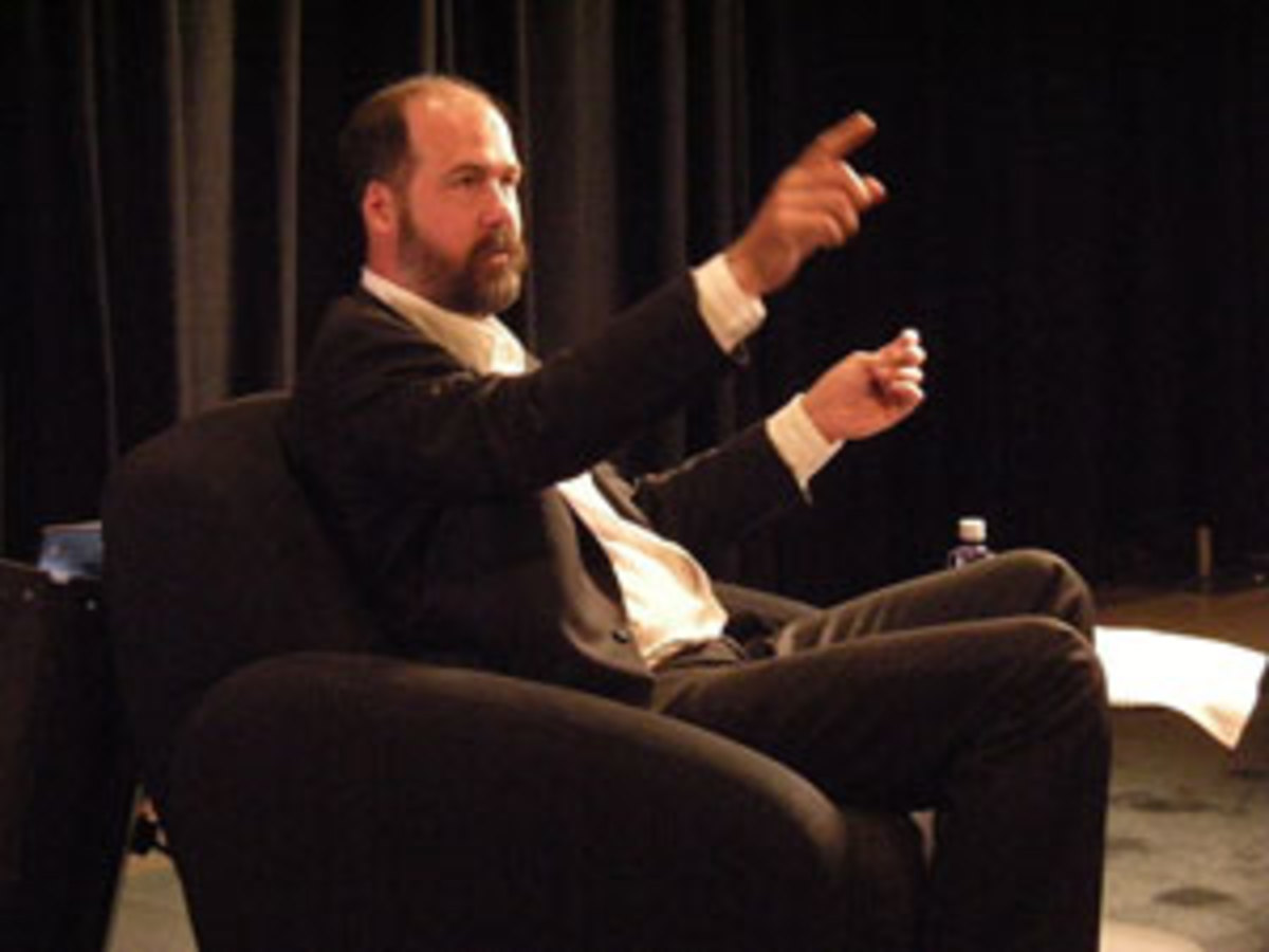 Community work and college top Krist Novoselic's agenda these days (Publicity photo).