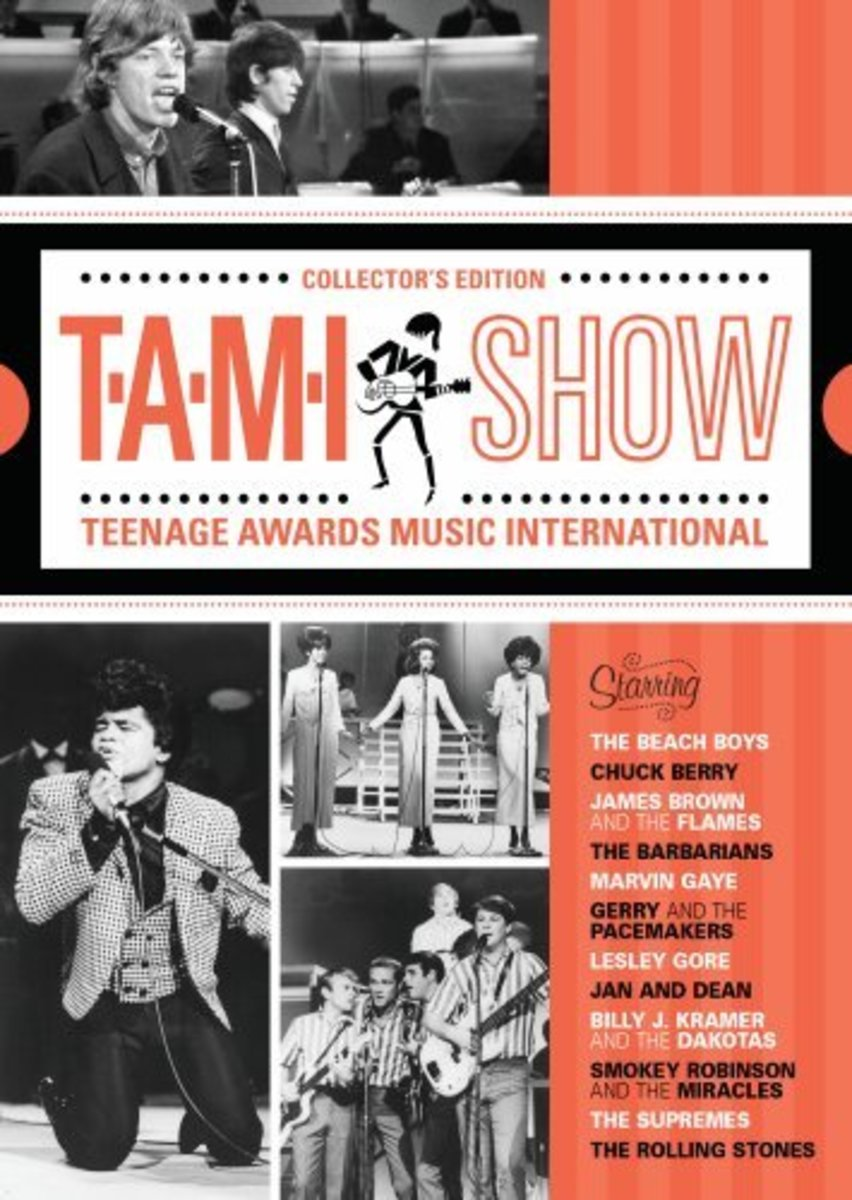 James Brown & The Famous Flames stopped the show