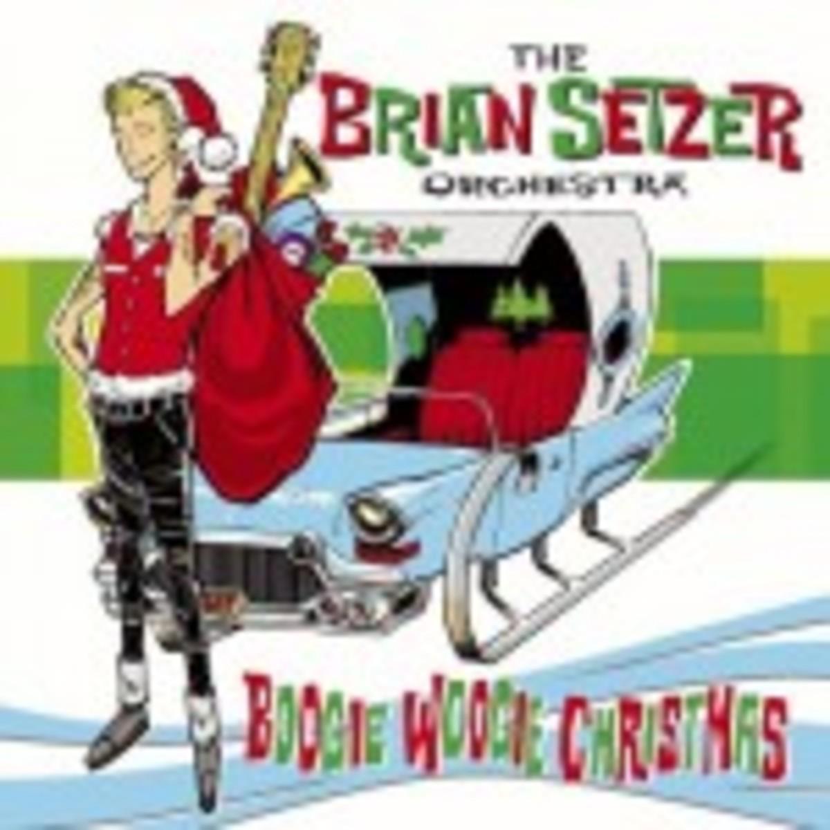 Brian Setzer Orchestra Boogie Woogie Christmas