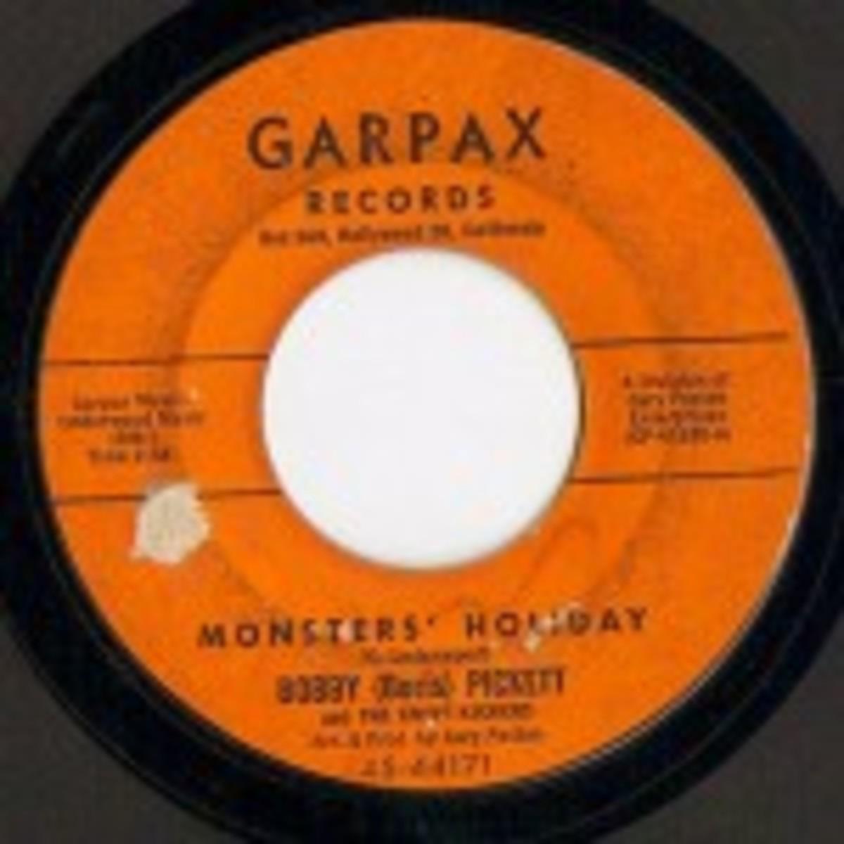 Monsters Holiday by Bobby Boris Pickett