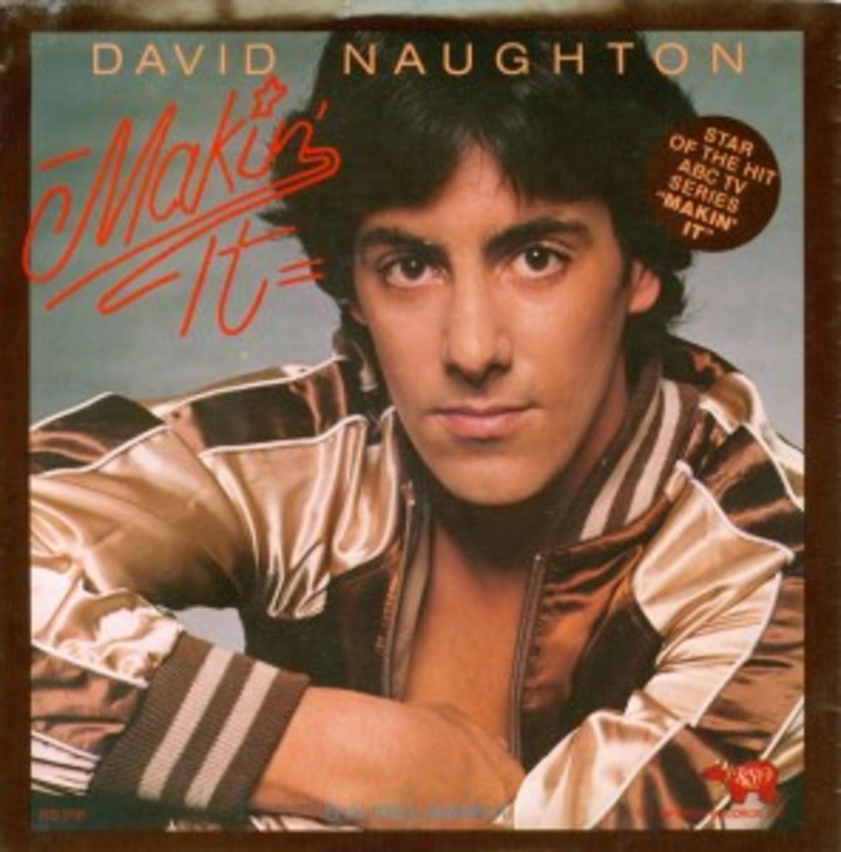 Davide Naughton Makin' It picture sleeve
