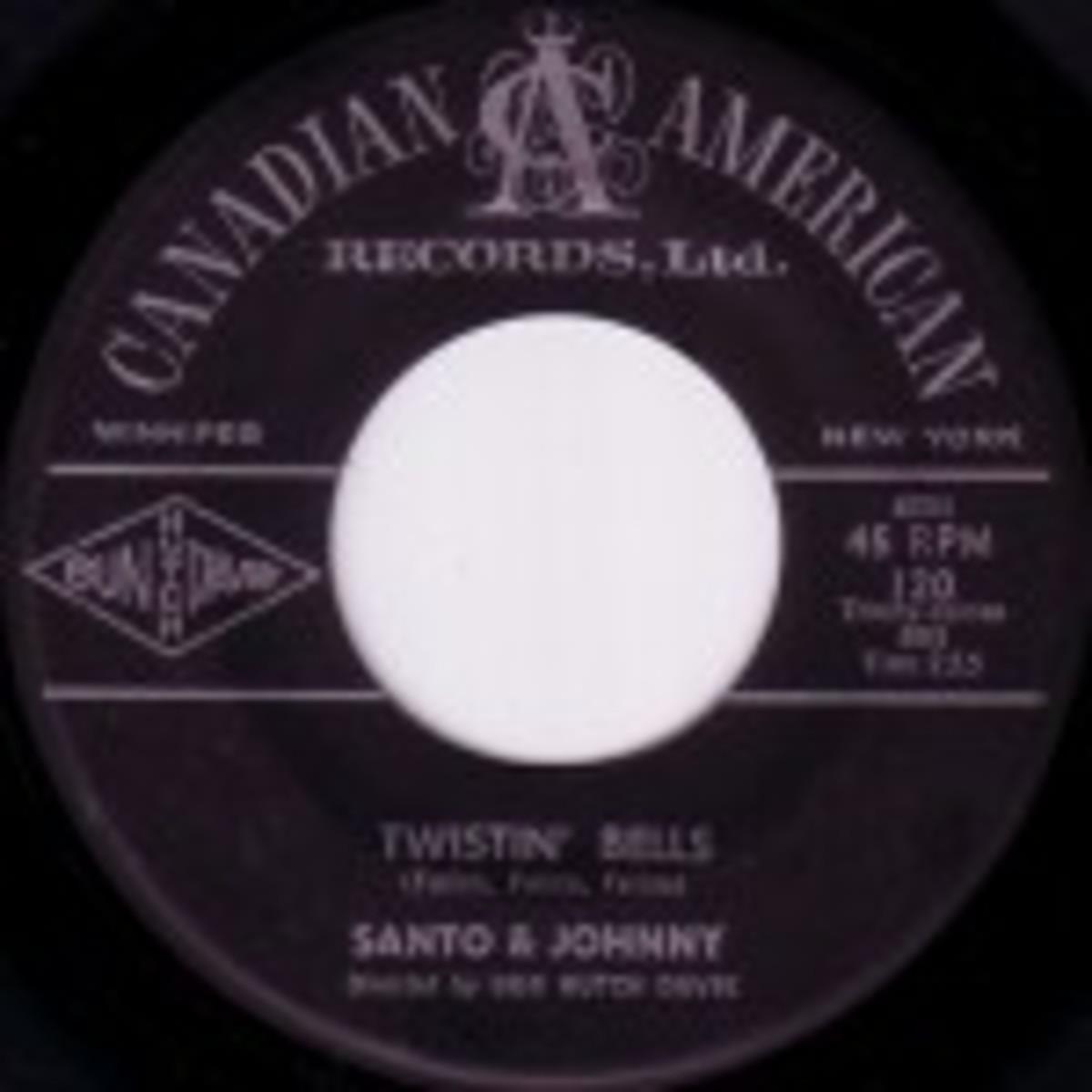 Twistin' Bells Santo and Johnny