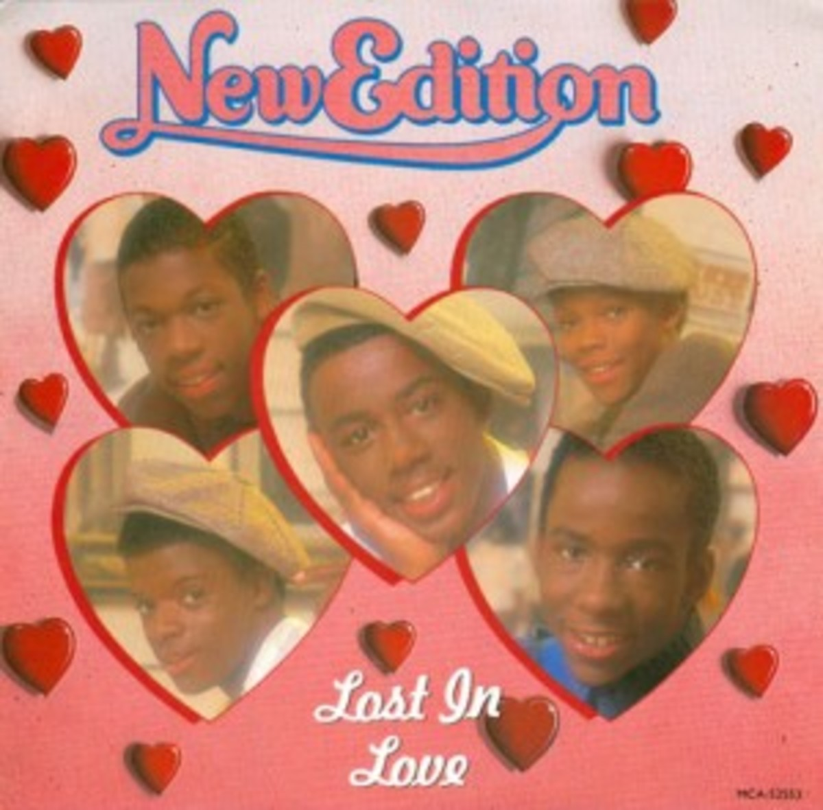 Ne Edition Last In Love picture sleeve