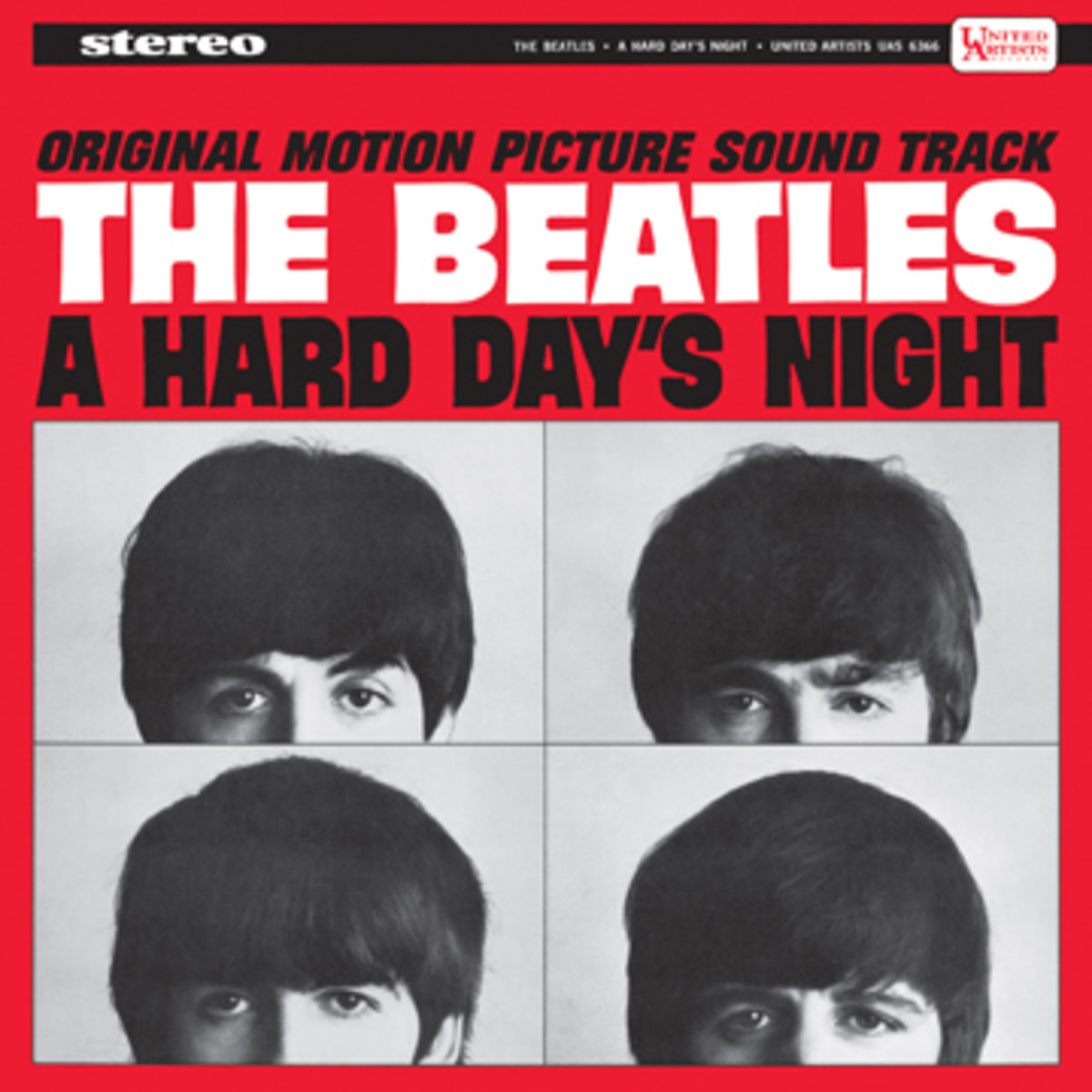 The Beatles A Hard Day's Night soundtrack