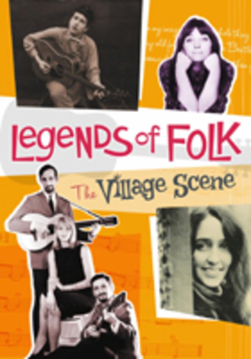 Legends of Folk DVD