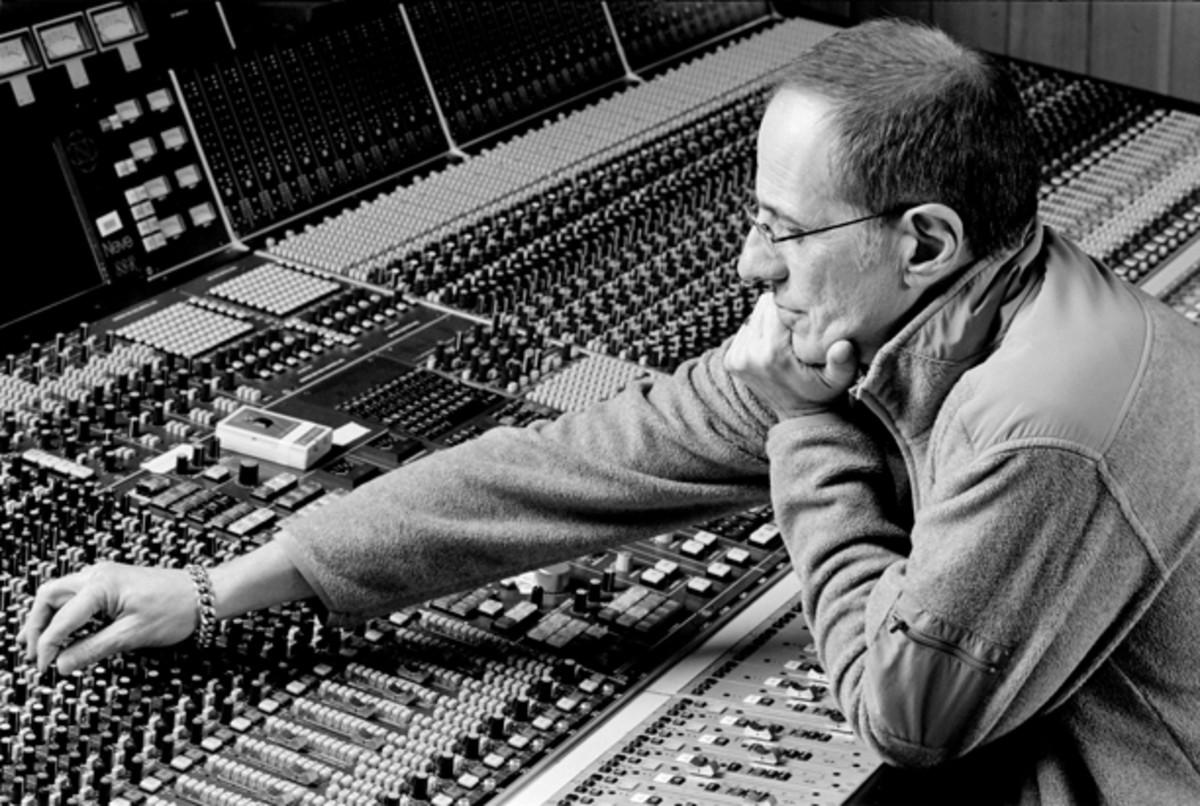 Bob Ezrin Canadian Music Hall of Fame publicity photo