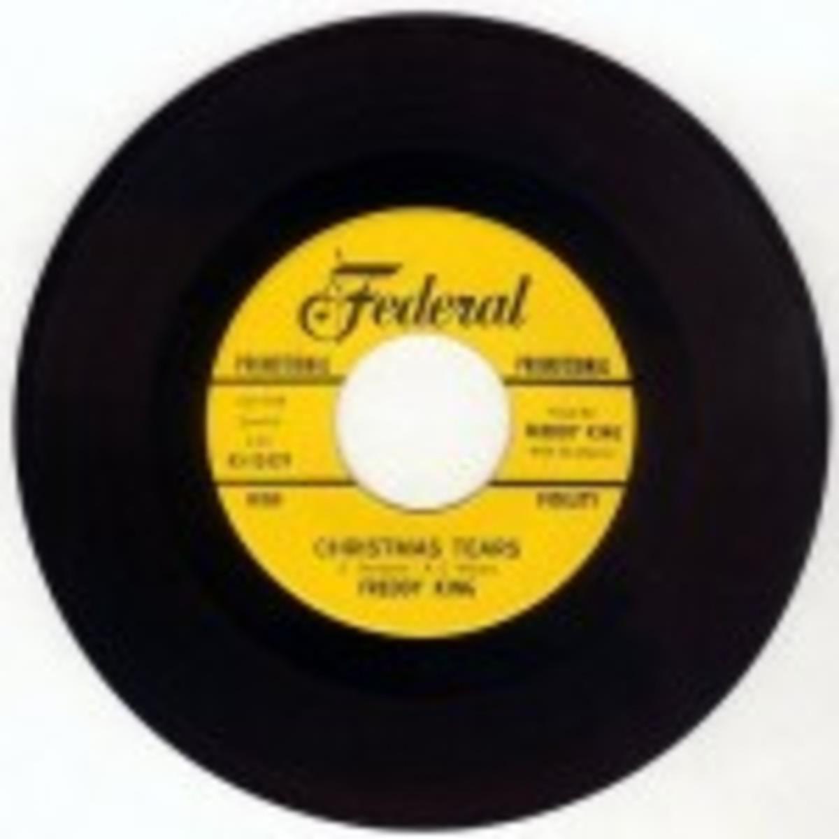 Christmas Tears by Freddie King