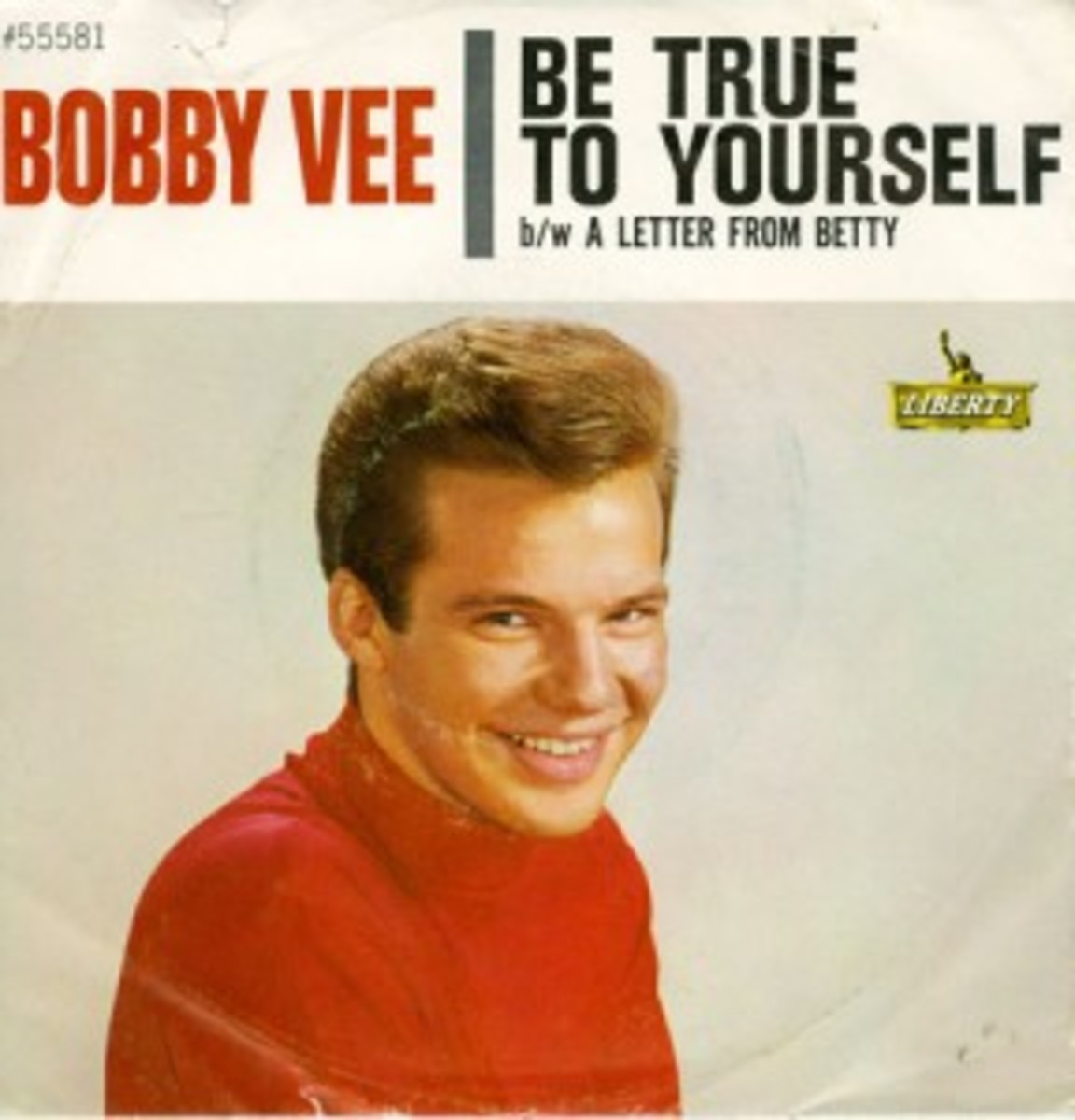 Bobbee Vee Be True To Yourself picture sleeve