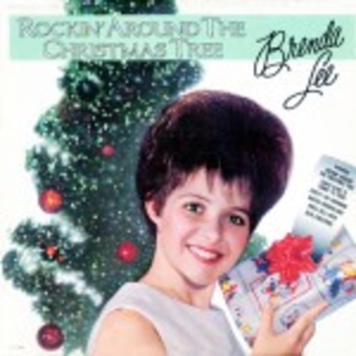 Brenda Lee Rcokin Around The Christmas Tree