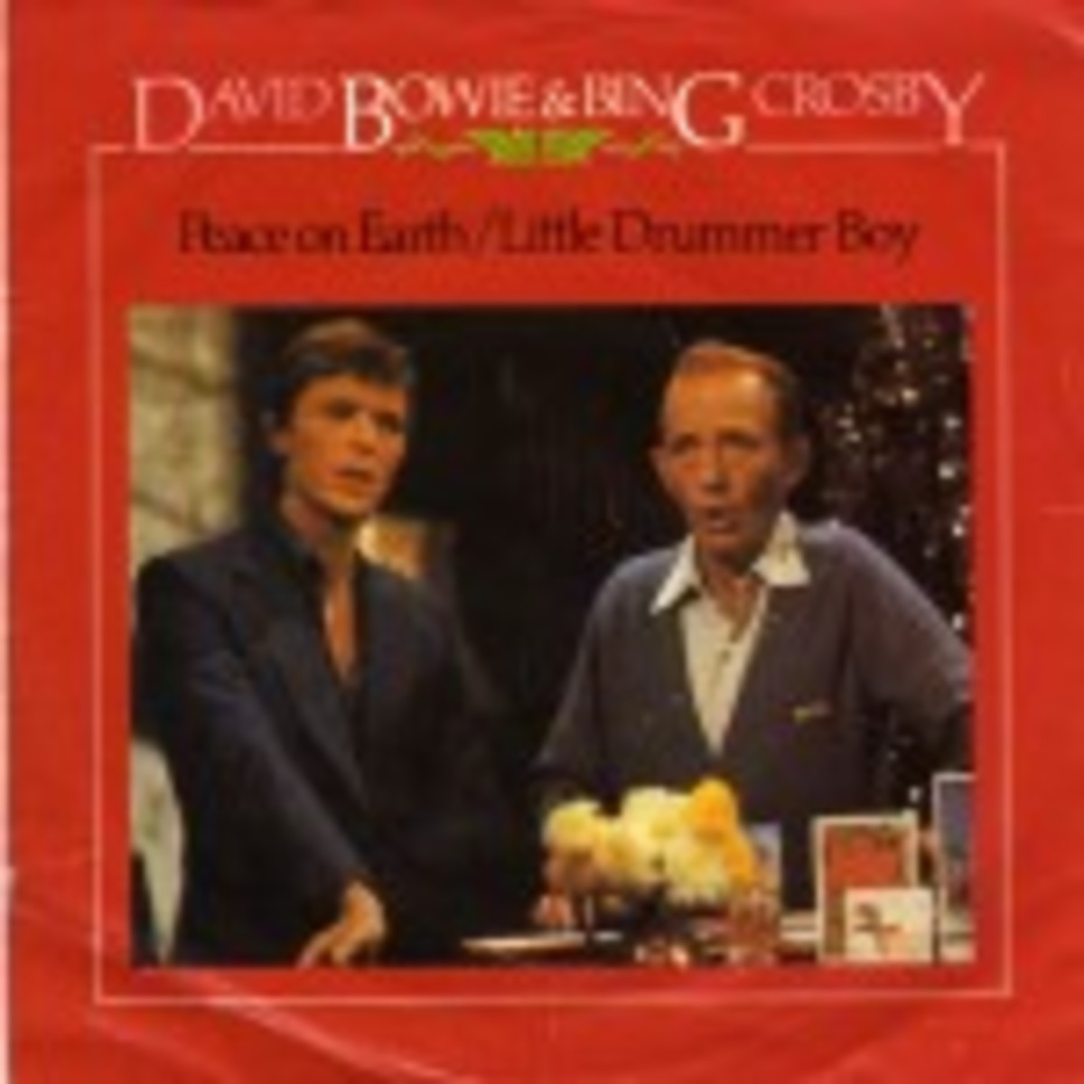 Peace On Earth with Little Drummer Boy David Bowie and Bing Crosby