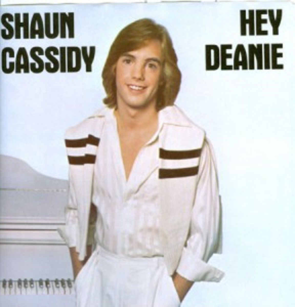 Shaun Cassidy Hey Deanie picture sleeve