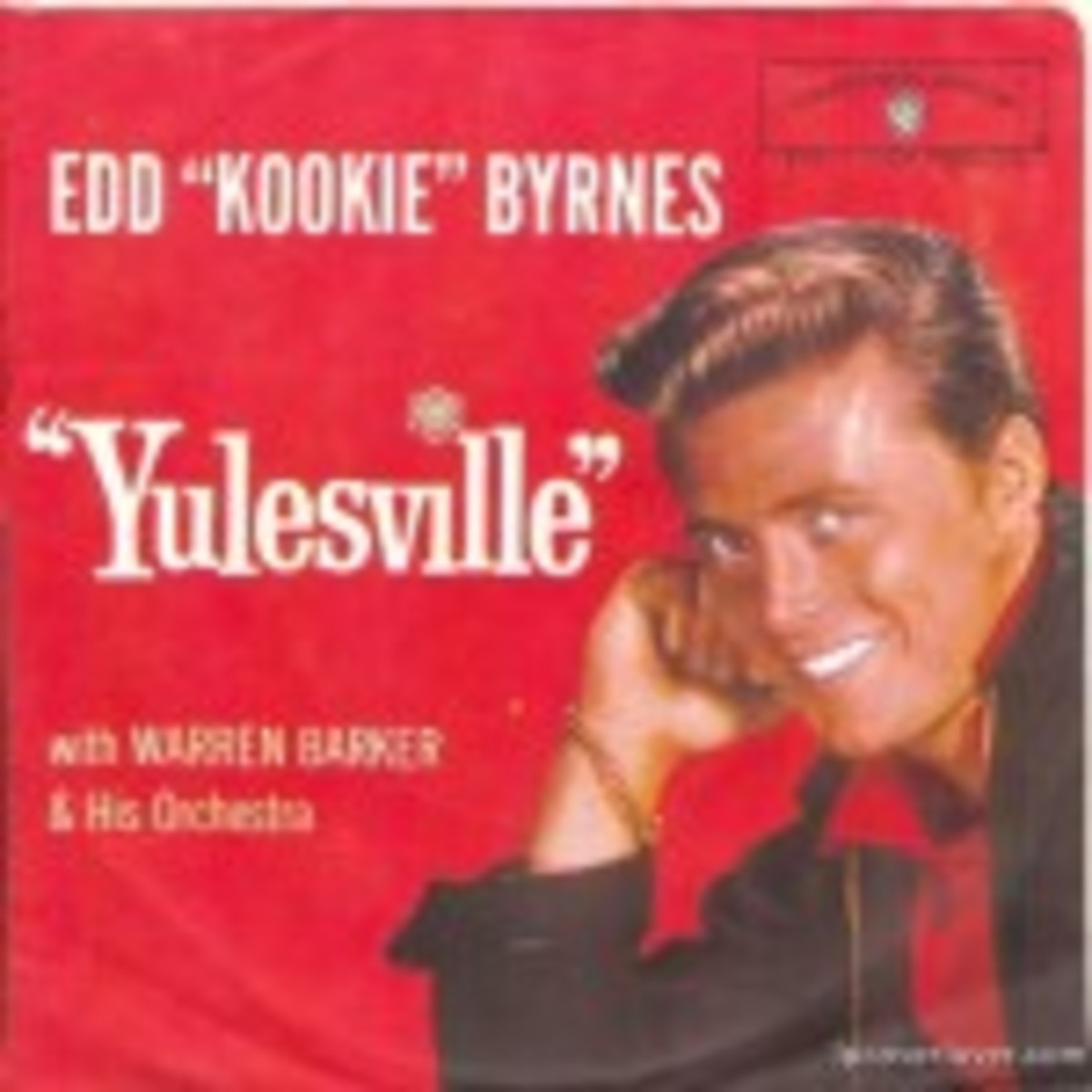 Edd Kookie Byrnes Yulesville