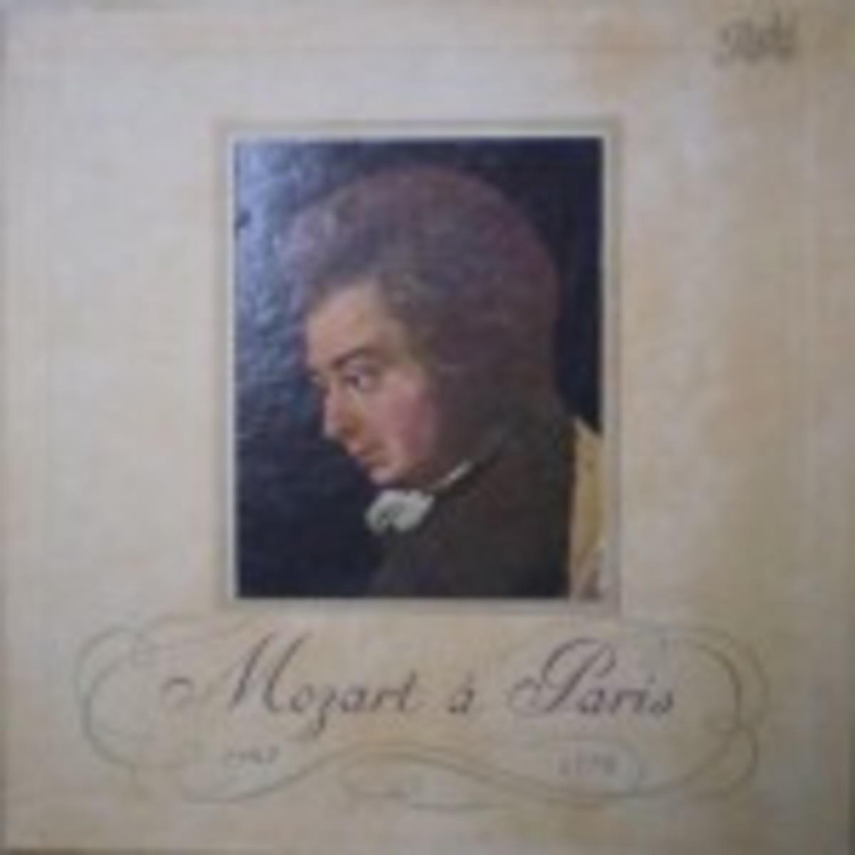 Mozart A Paris