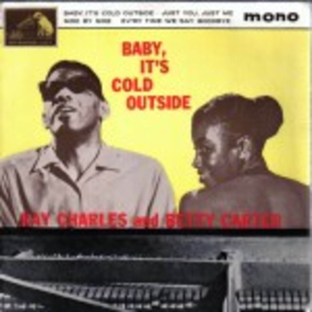 Babyt It's Cold Outside Ray Charles Betty Carter