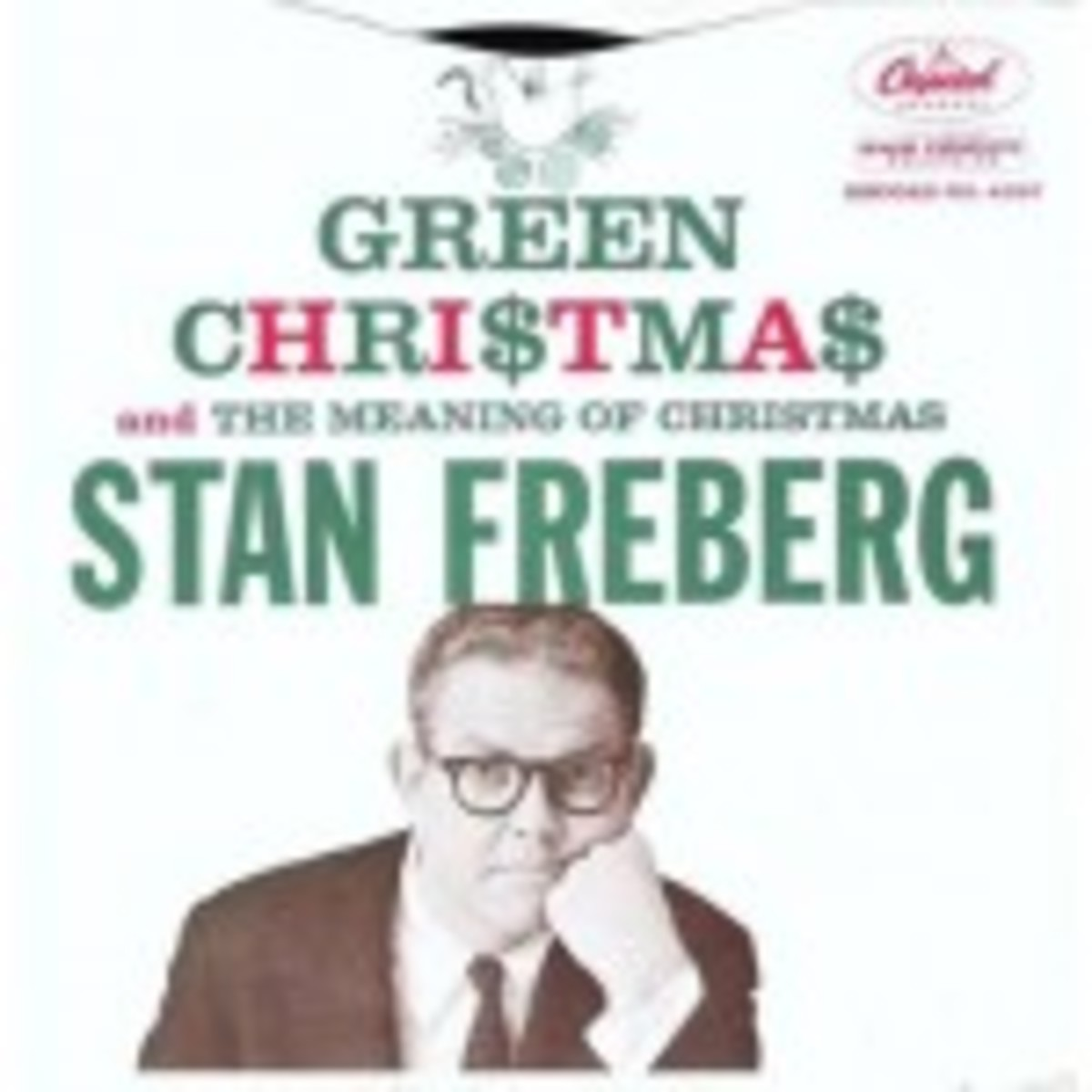 Green Christmas Stan Freberg
