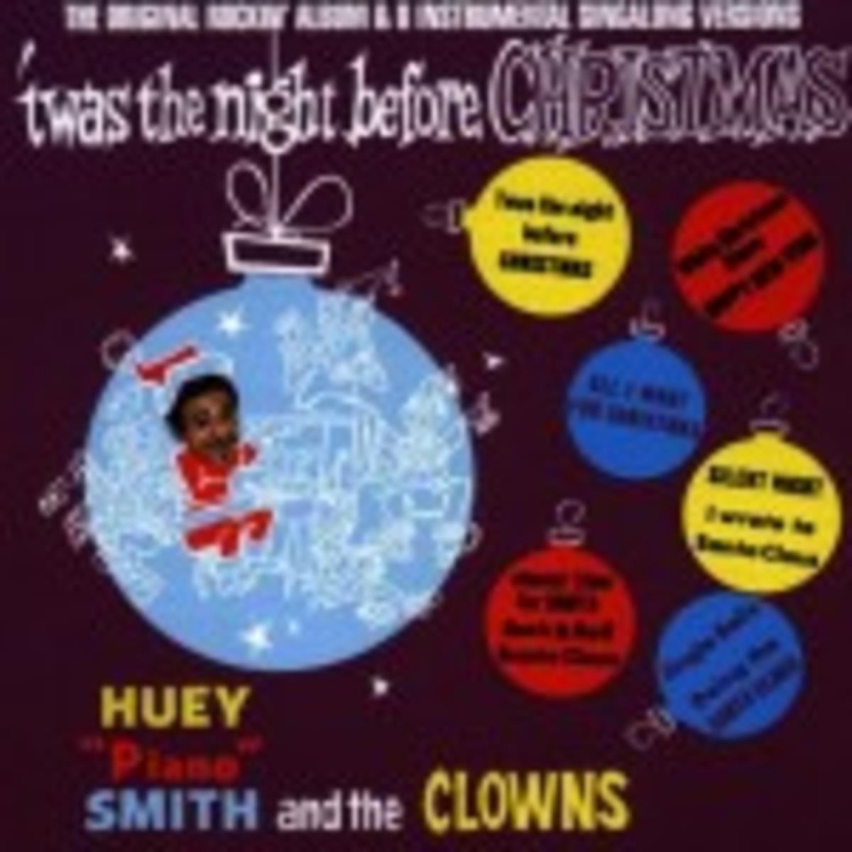 Huey Piano Smith Silent Night