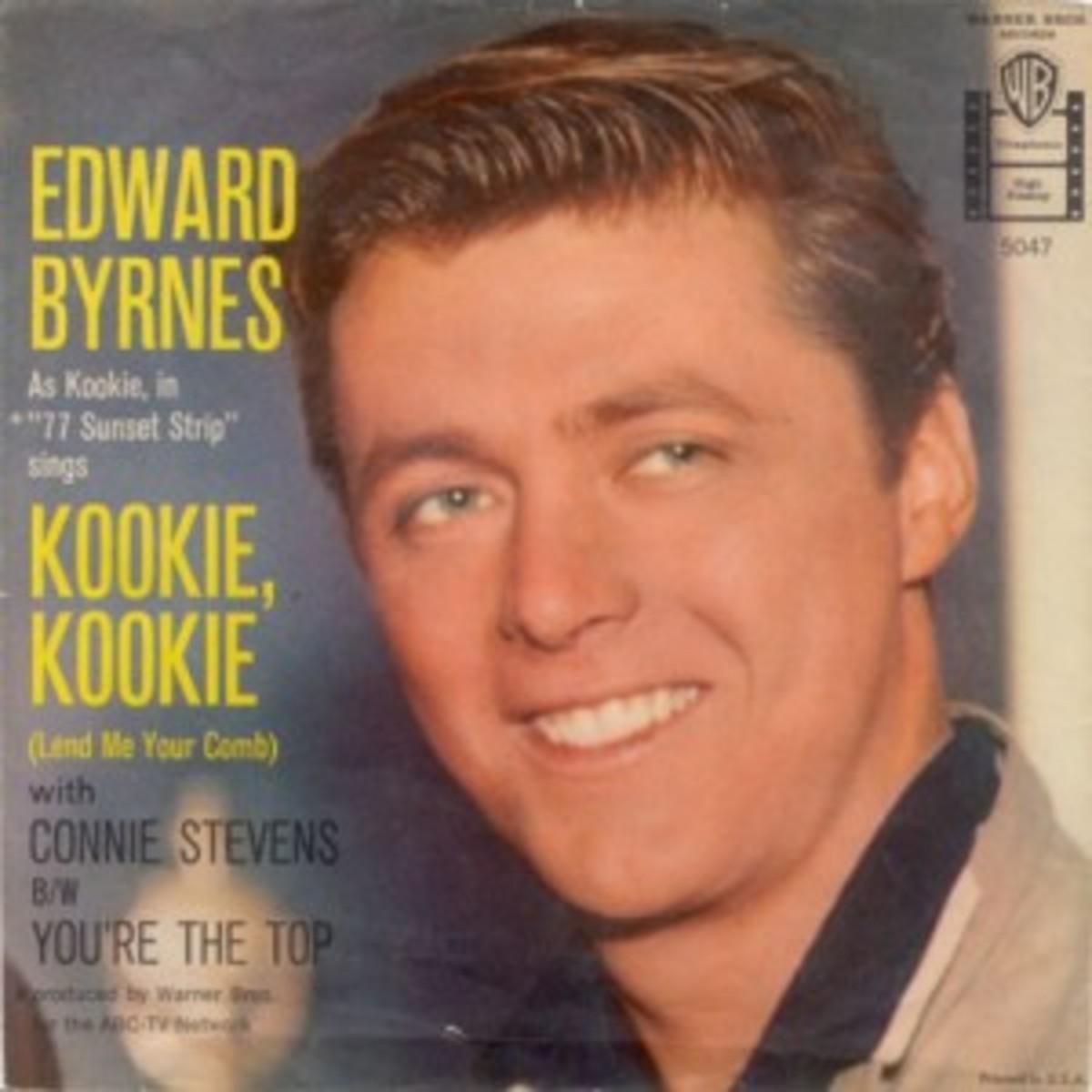 Edd Cookie Byrnes picture sleeve