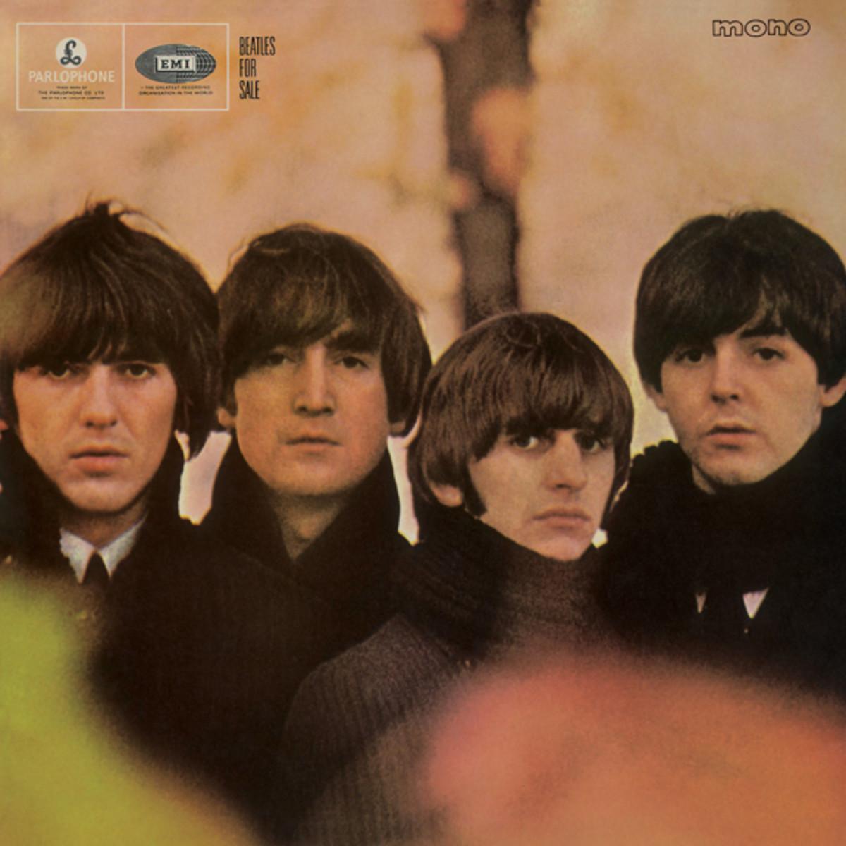 Beatles for Sale 2014 mono vinyl Capitol reissue