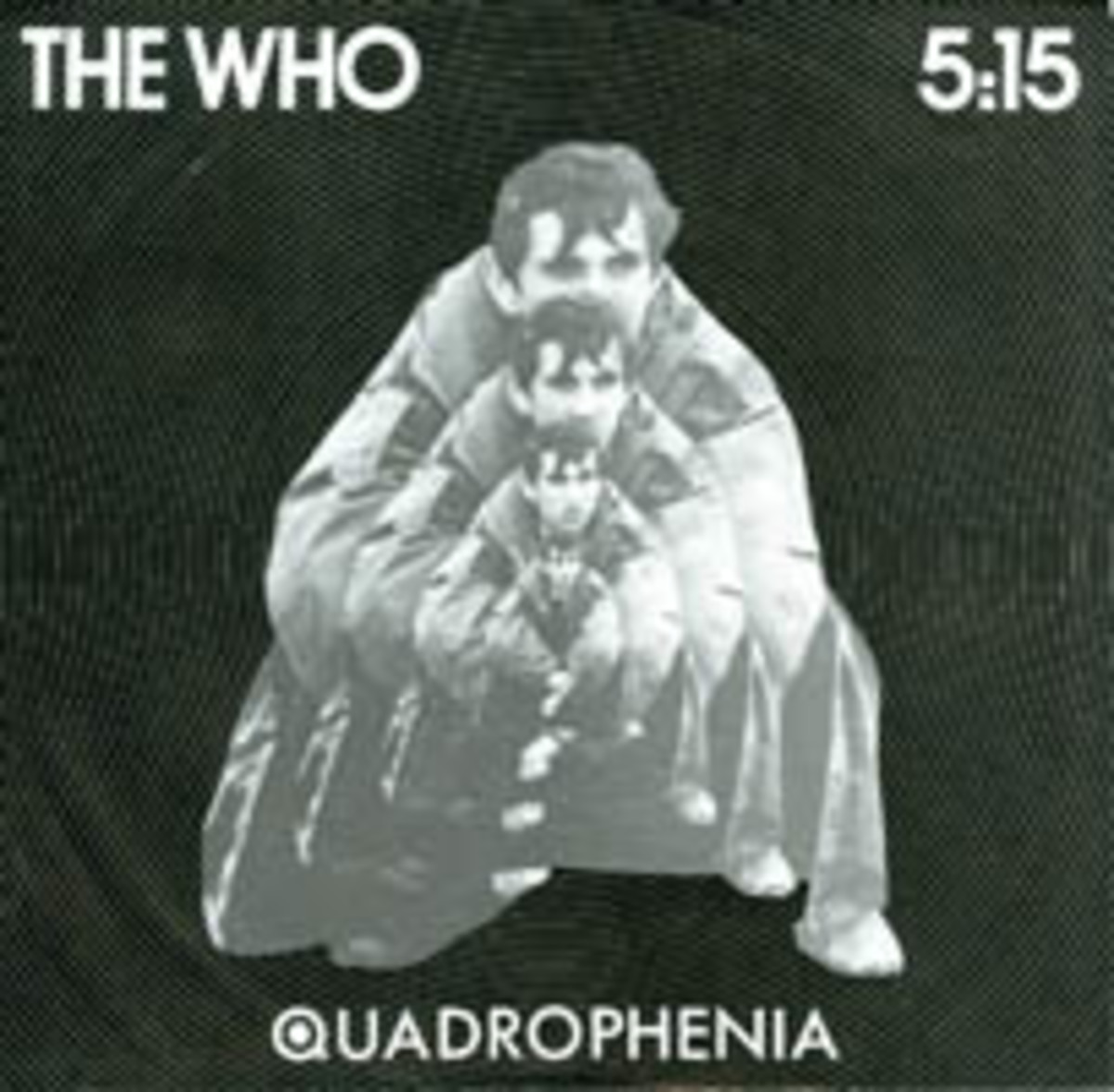 The Who 515 Quadrophenia picture sleeve