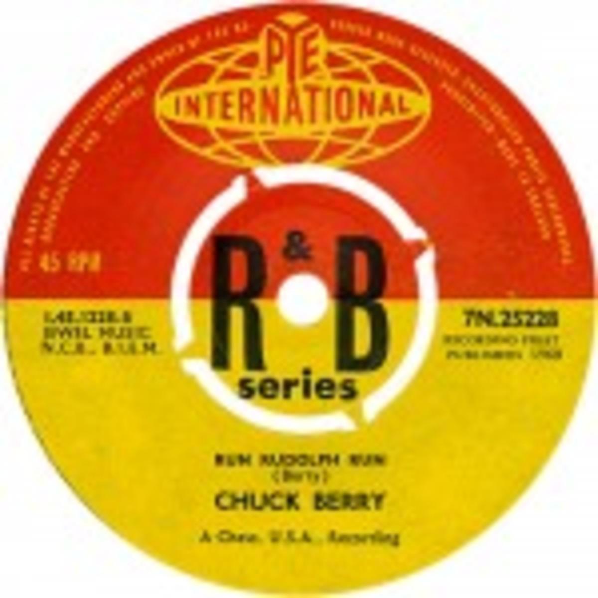 Chuck Berry Run Rudolph Run